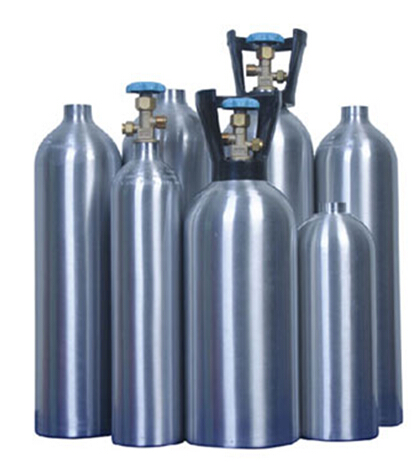 Aluminum CO2 Barverage Cylinder
