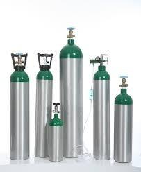 Aluminum Medicine Cylinder